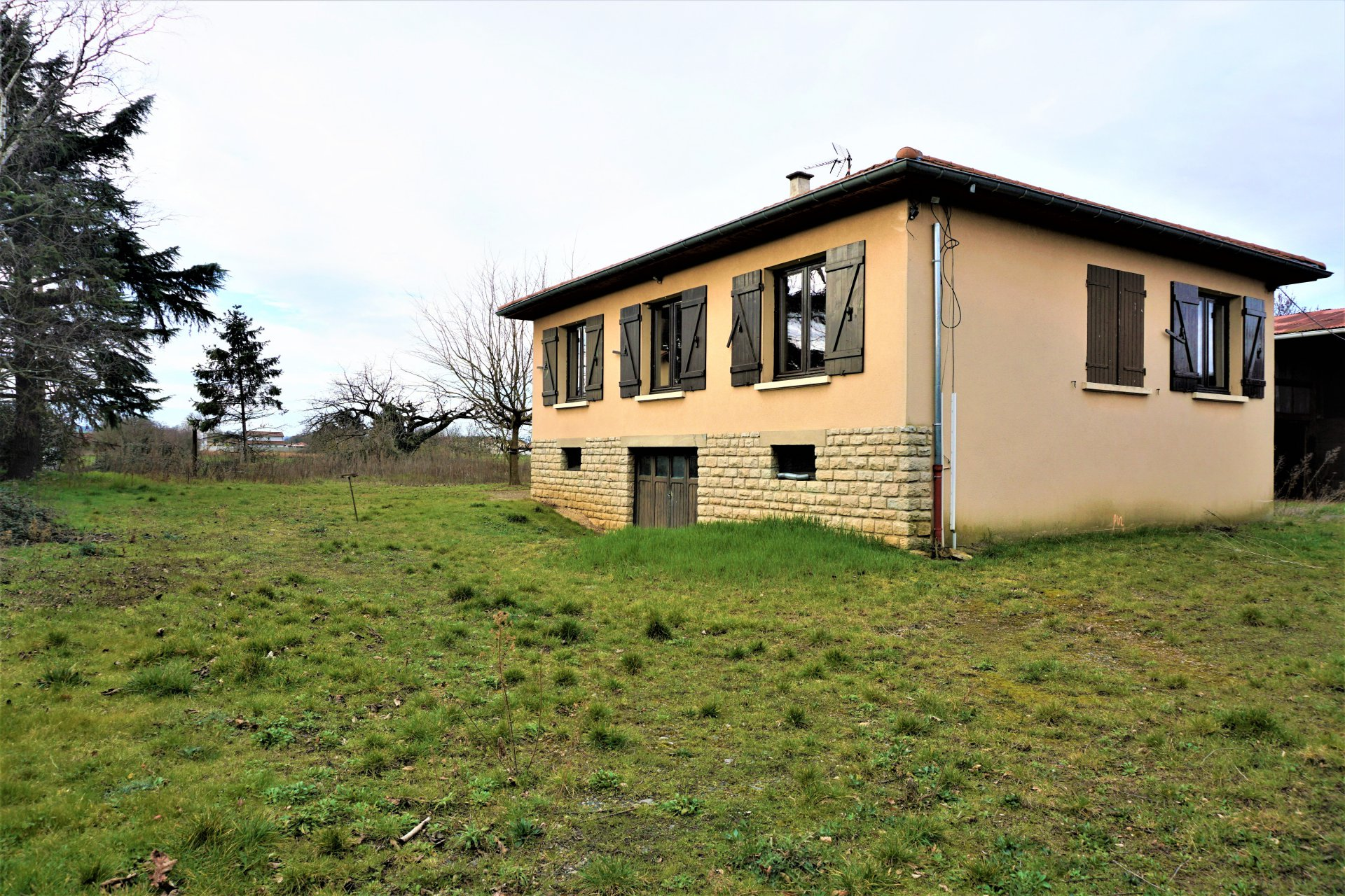 Maison 96m² à rénover