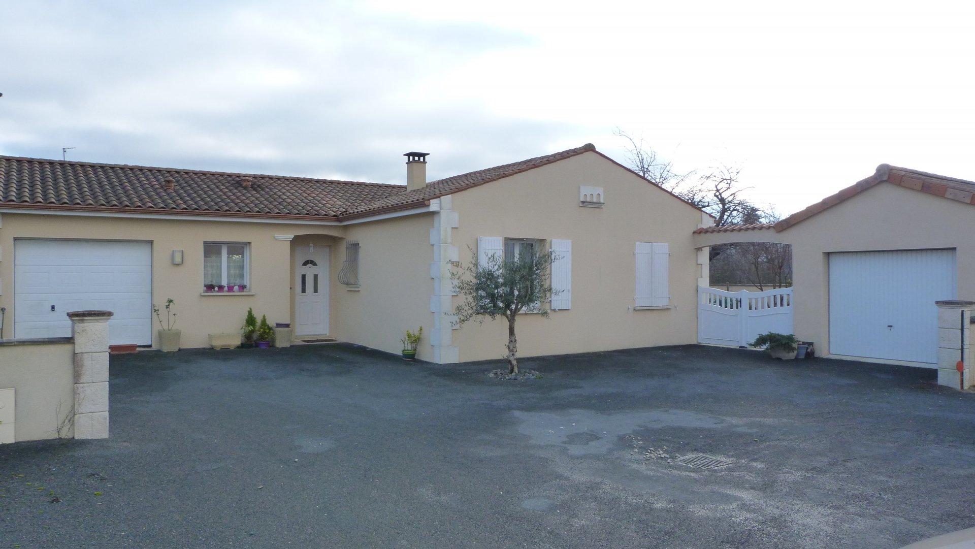 HOUSE  CENTER OF RUFFEC