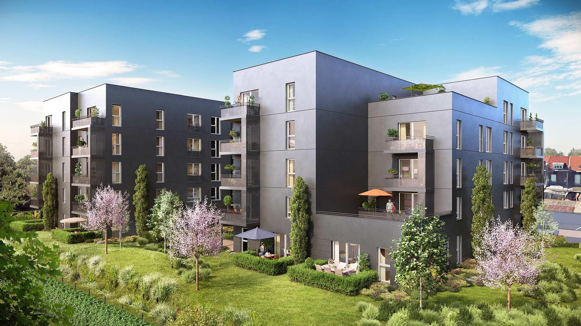 Programme Immeuble - Tourcoing