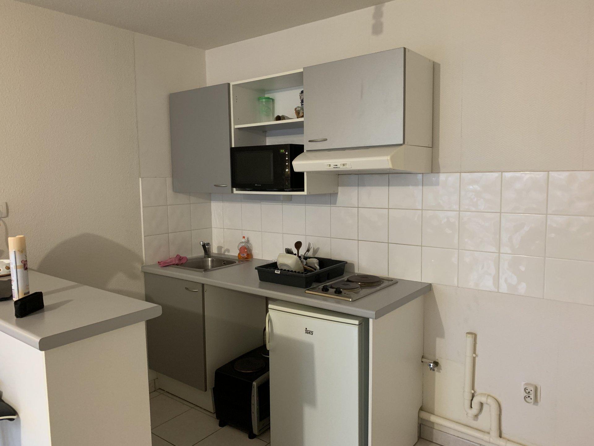 Bel appartement dans résidence sécurisée