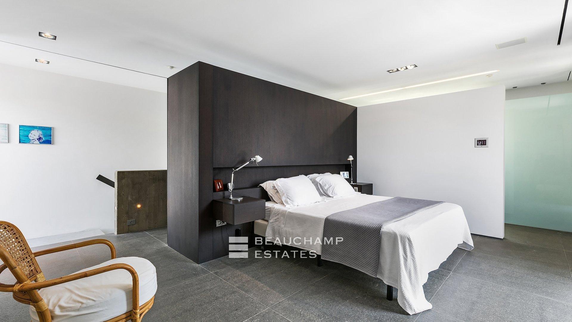 Sole Agent - Contemporary Property  - Saint Jean Cap Ferrat