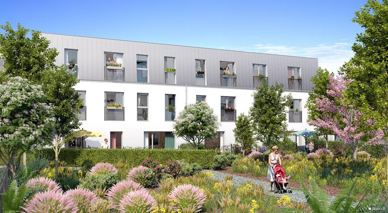 Development Building - Rosny Sous Bois