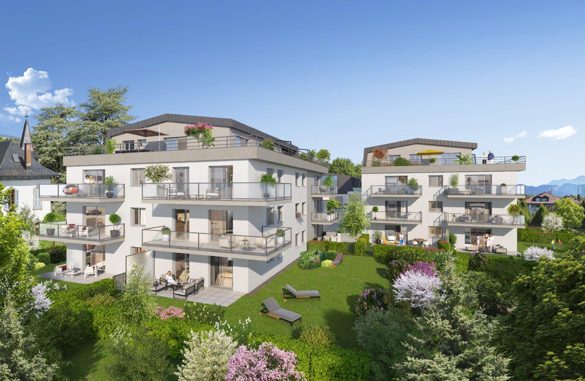 Programme Immeuble - La Roche-sur-Foron