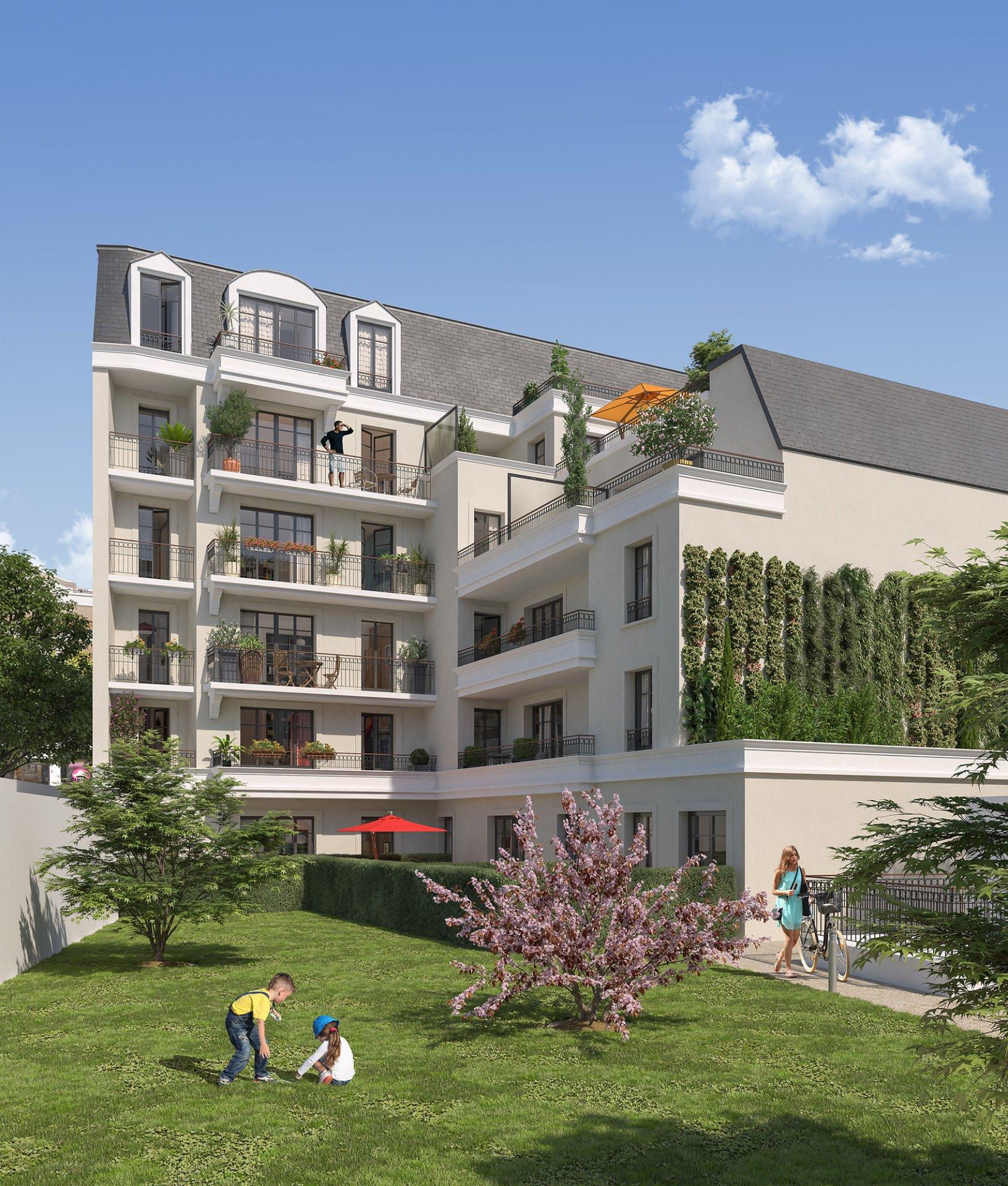 Programme Immeuble - Sannois