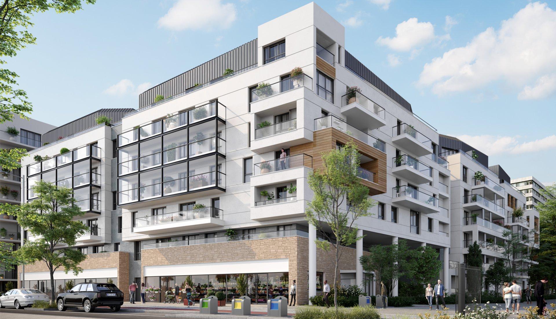 Programme Immeuble - Rueil-Malmaison