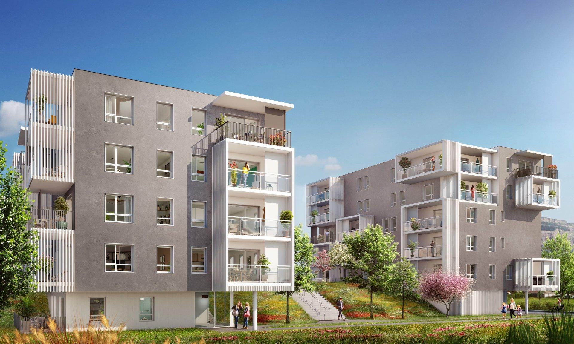 Programme Immeuble - Saint-Martin-d'Hères