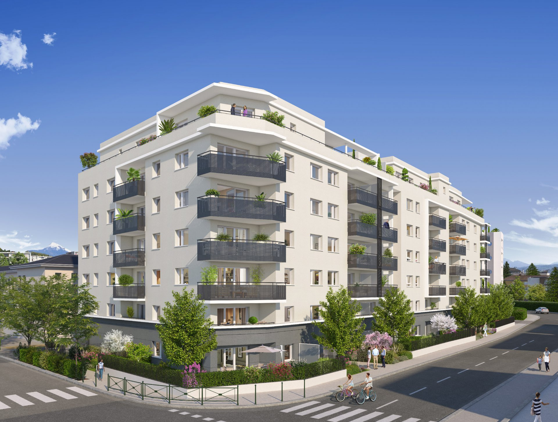 Programme Immeuble - Annemasse