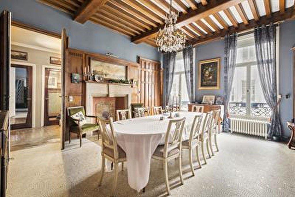 ANCIEN HOTEL PARTICULIER PARIS 9 METRO LIEGE