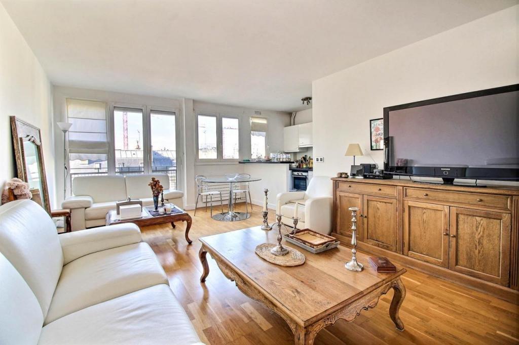 Appartement  2 pièces  60m² métro Jasmin