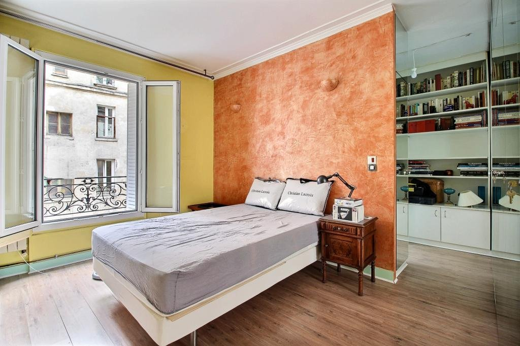 Appartement  3 pièces 57 m² métro Porte d'Auteuil