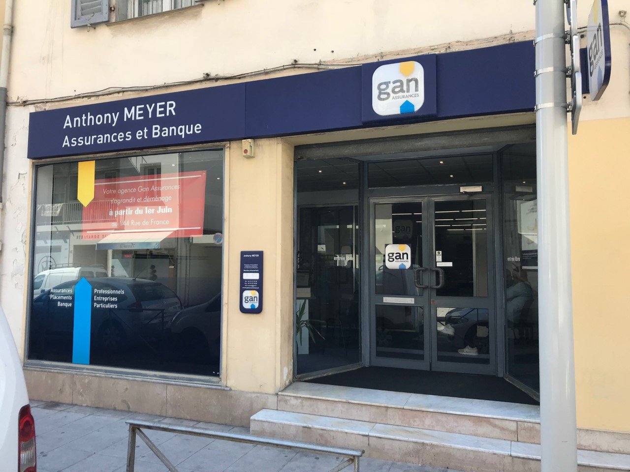 LOCATION PURE - NICE OUEST - 100 M²