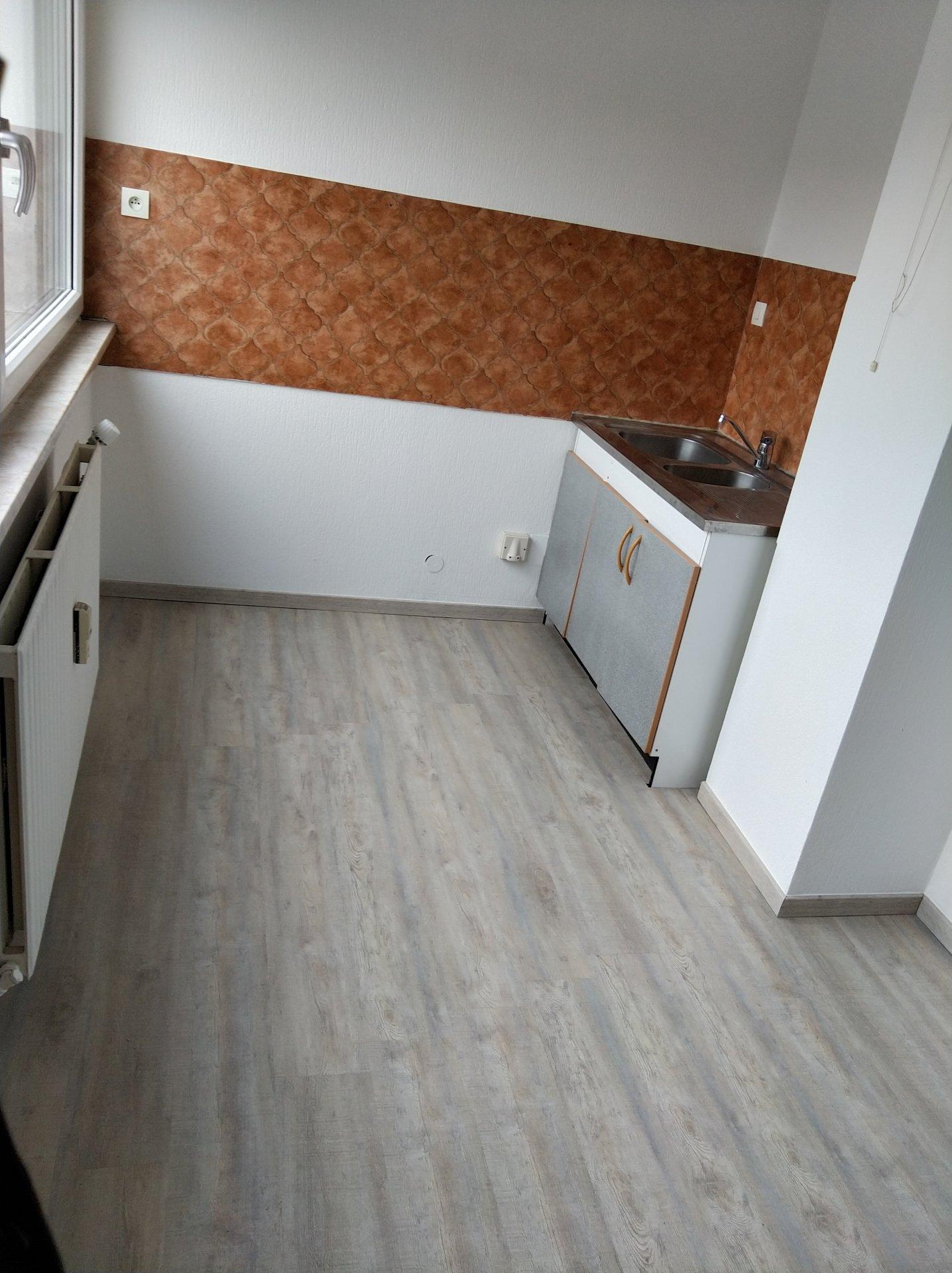Appartement f3 de 66m2 à St-Louis
