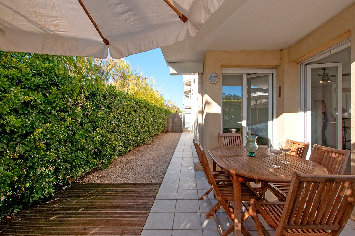 3 Bedroomed Apartment in Antibes Close to the Beach