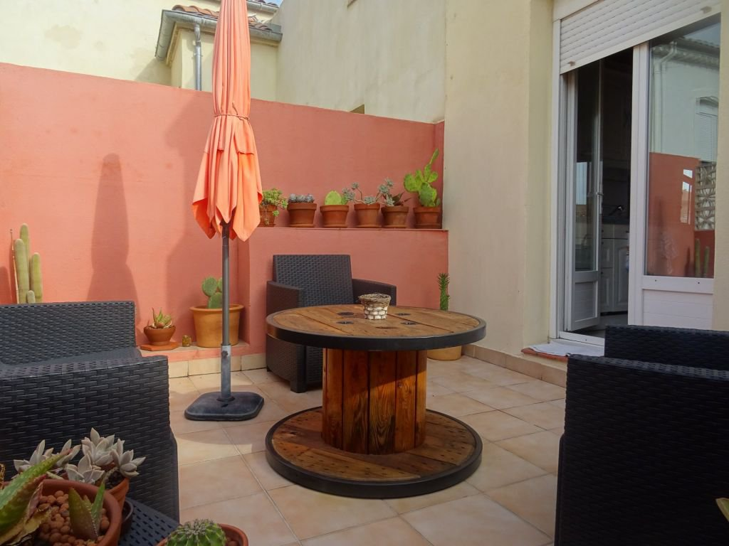 Quartier EDF, appartement T3 TERRASSE et GRAND GARAGE