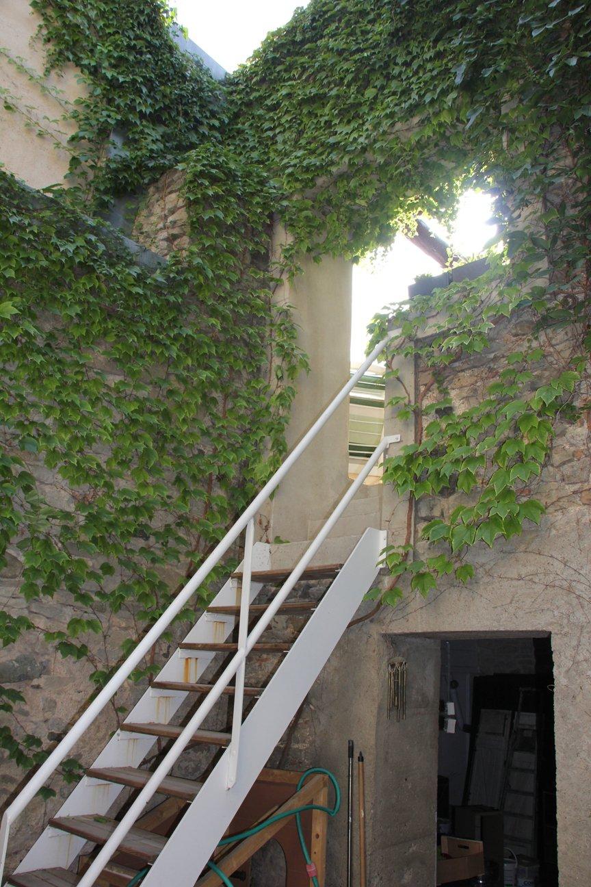 Maison de caractère dans un village agréable dans l 'Aude