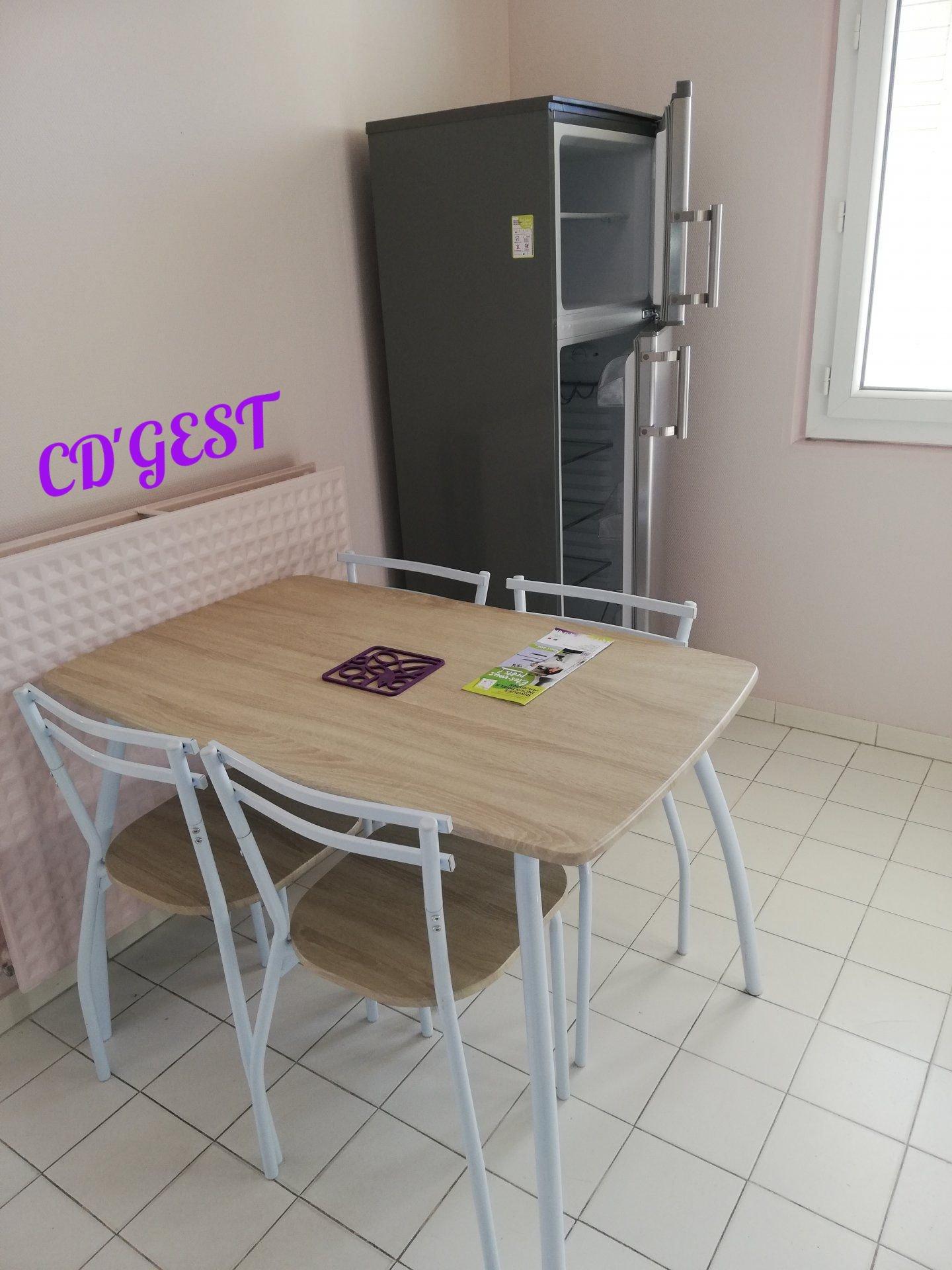 Appartement Meublé Montélimar T4 : 92 m²
