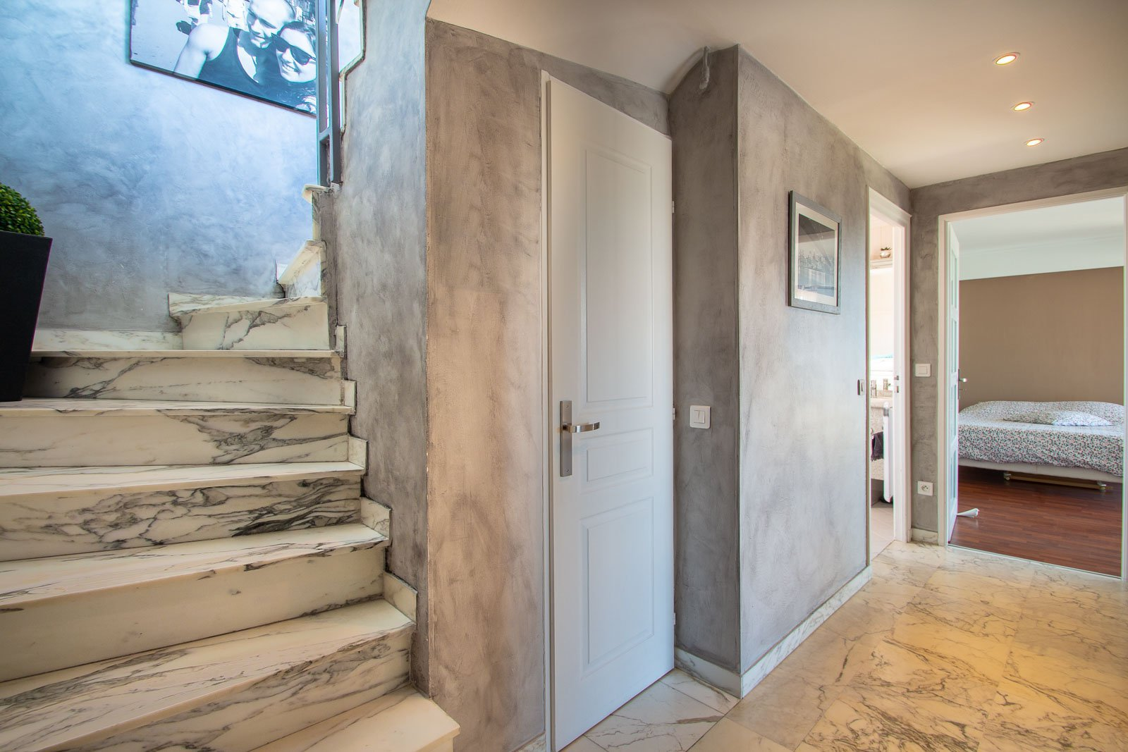 3-room Penthouse in Cagnes sur Mer
