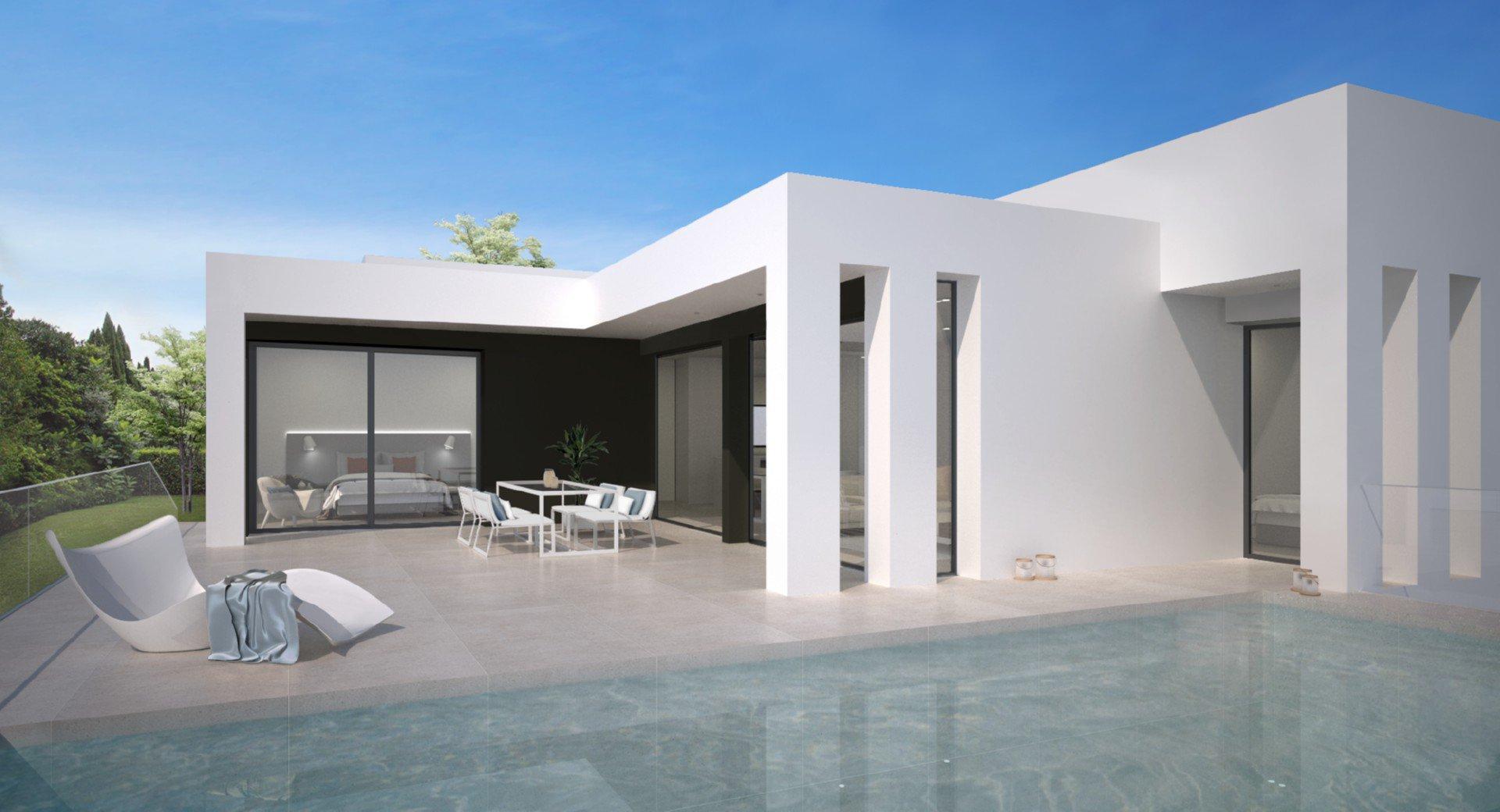 3 bedroom villa in a privileged location