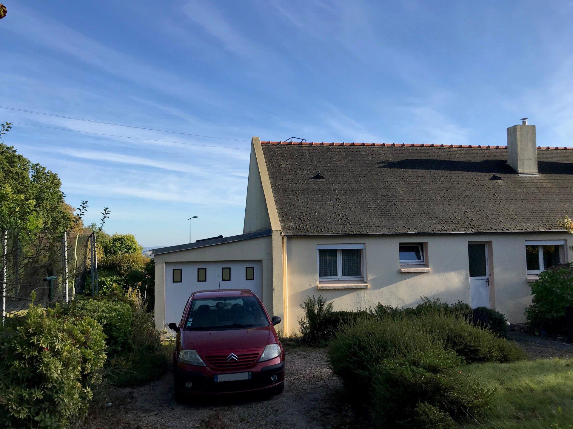 Sale Semi-detached house - Loqueffret