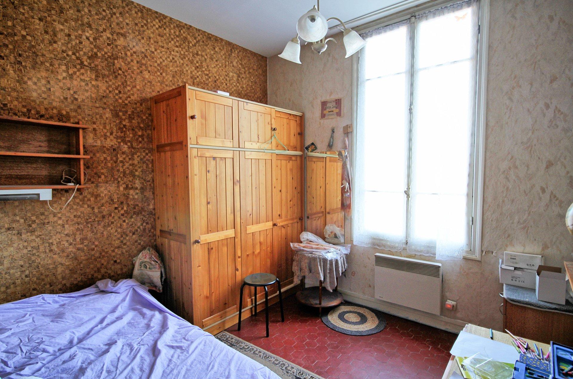 Maison, 4 pièces, jardin, maison niçoise, à vendre, Nice, Cernuschi, ancien
