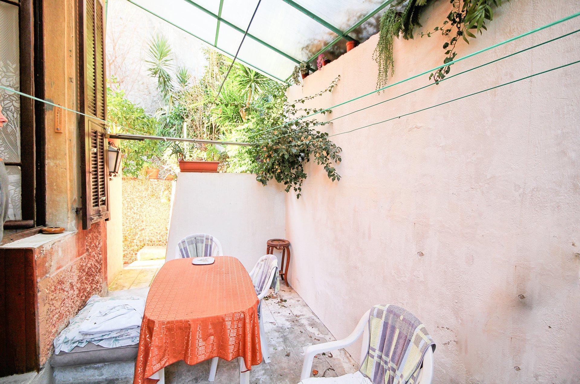 Maison, 4 pièces, jardin, maison niçoise, à vendre, Nice, Cernuschi, ancien, terrasse