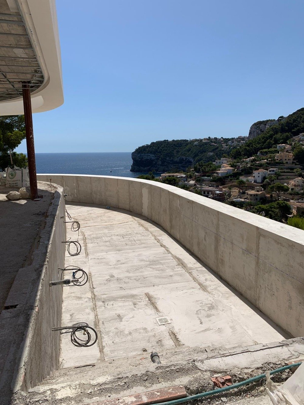 Very high luxury and exclusive property in Javea