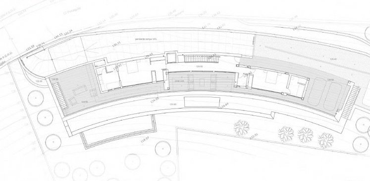 Luxe project met een prachtig uitzicht in Javea