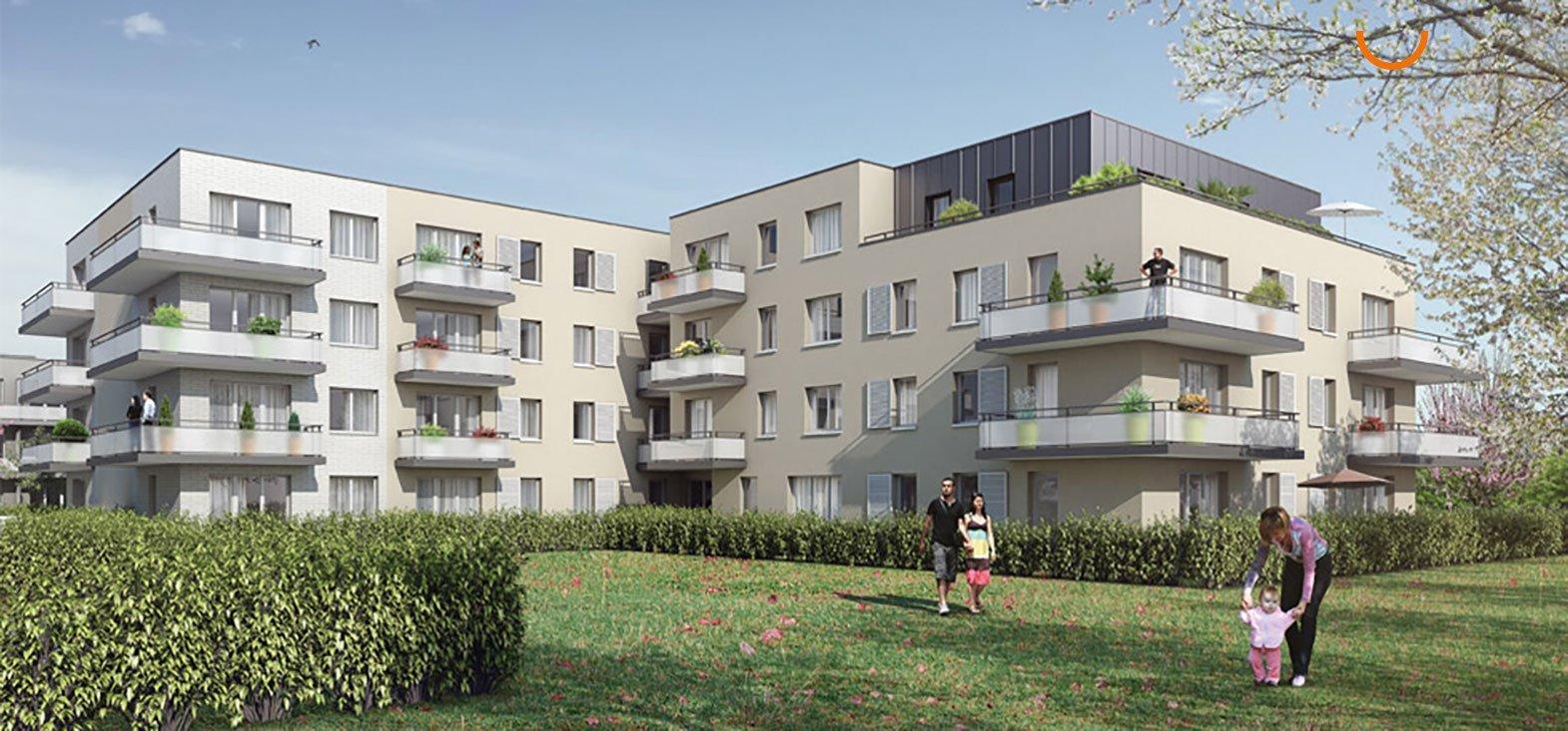 Appartement T2 avec balcon ST-LEGER-DU-BOURG-DENIS