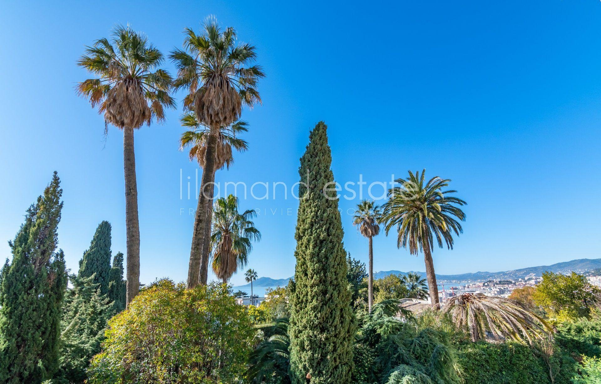 2678753-CANNES CALIFORNIE - 4 PIECES - HOTEL PARTICULIER
