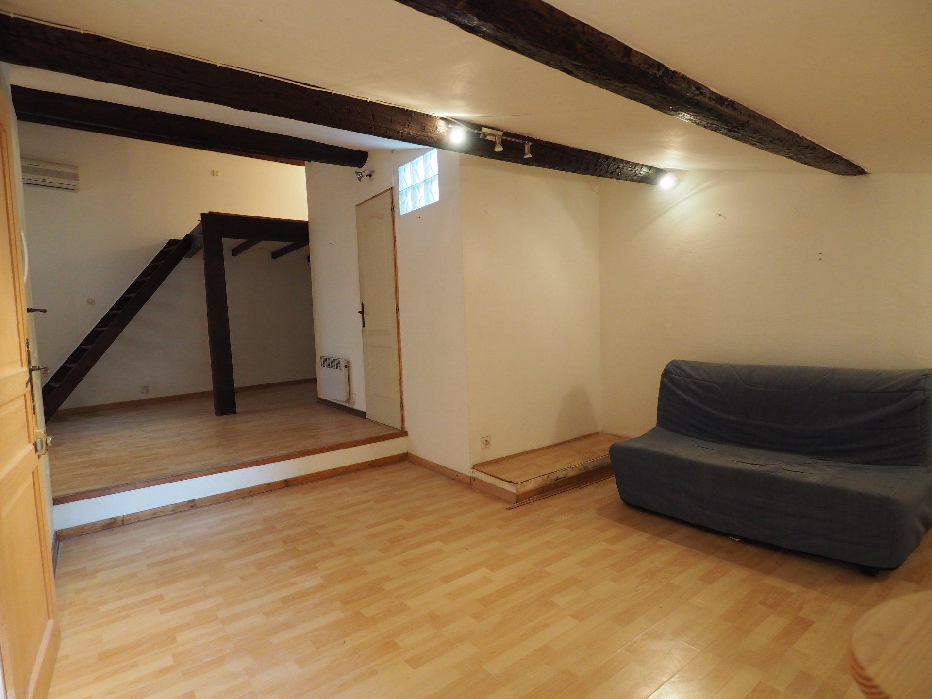 Location appartement T1-2 La Ciotat