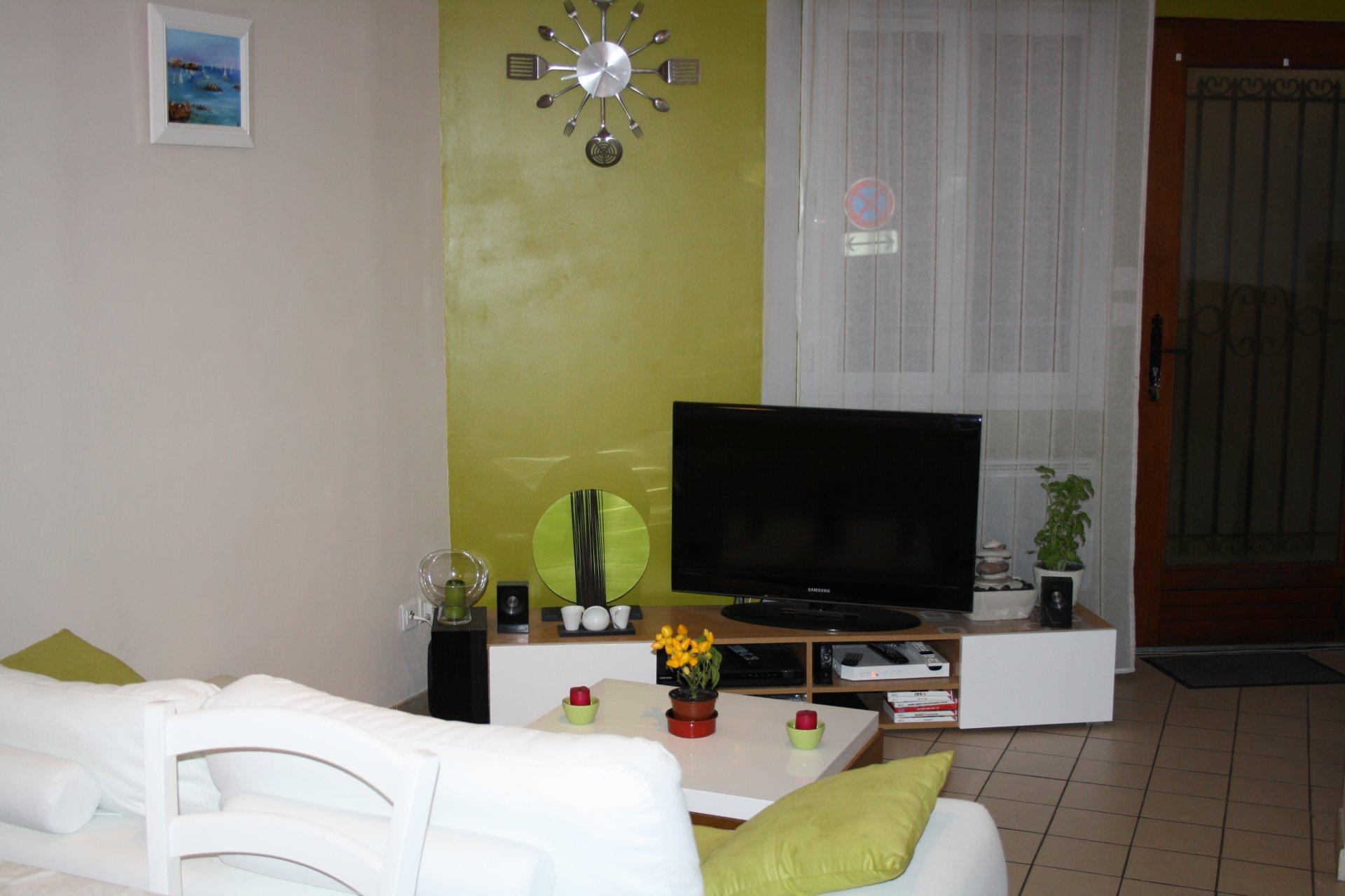Appartement Rez-de-chaussée