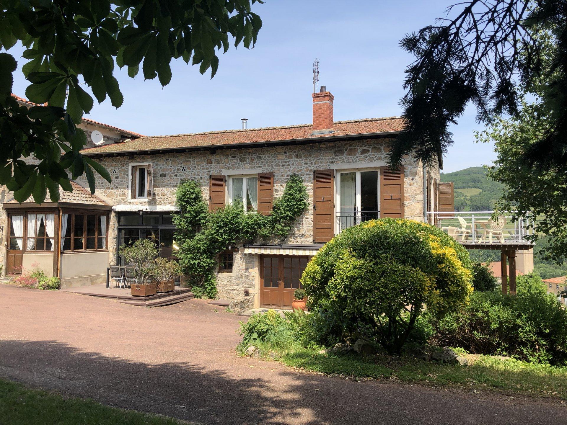 Verkauf Haus - Les Ardillats