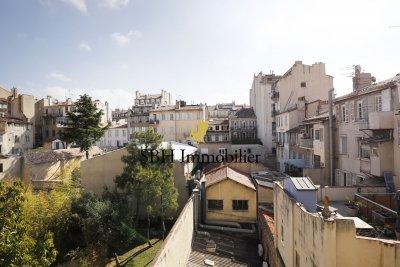 T4 dernier étage Castellane Préfecture