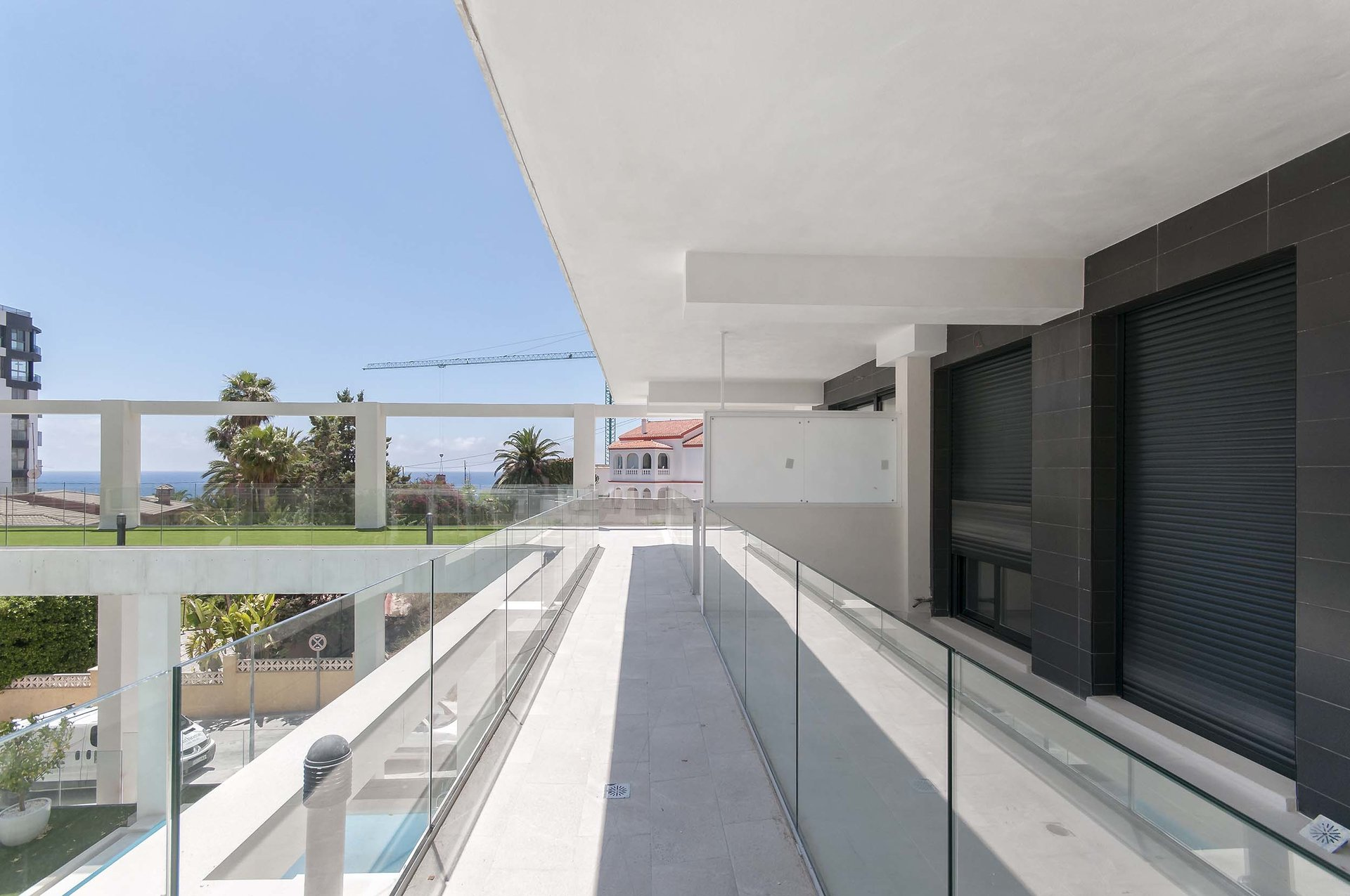 New 2-bedroom apartment in Calpe