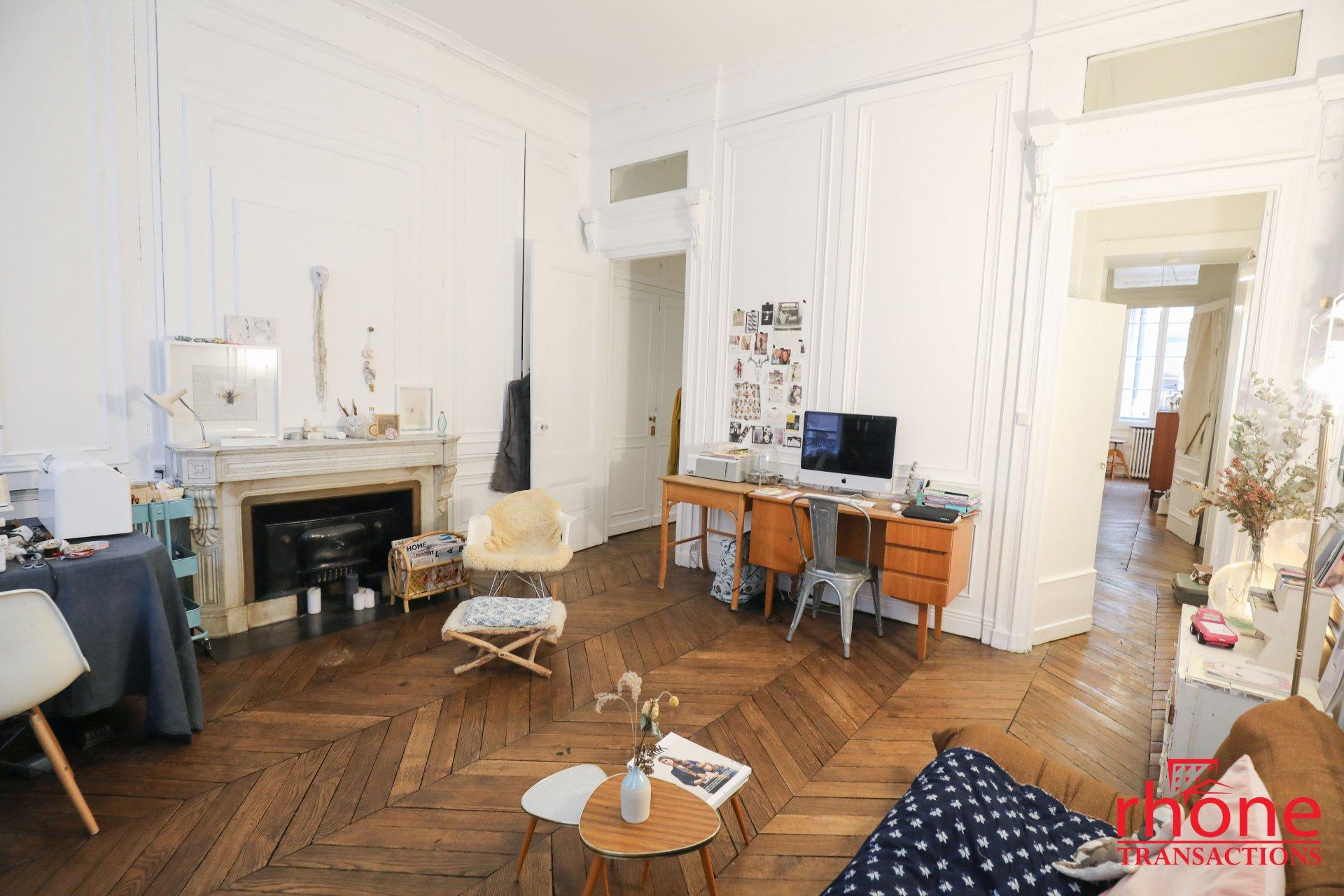 Vente Appartement - Lyon 1er