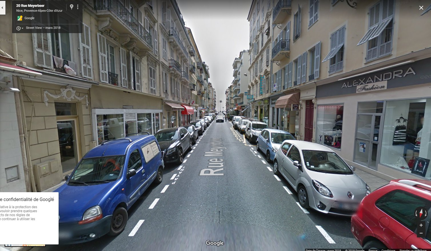 Trade Fund - Meyerbeer Street