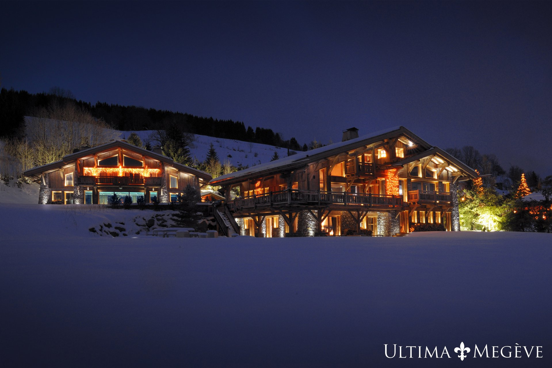Ultima Chalet Chalet in Megeve