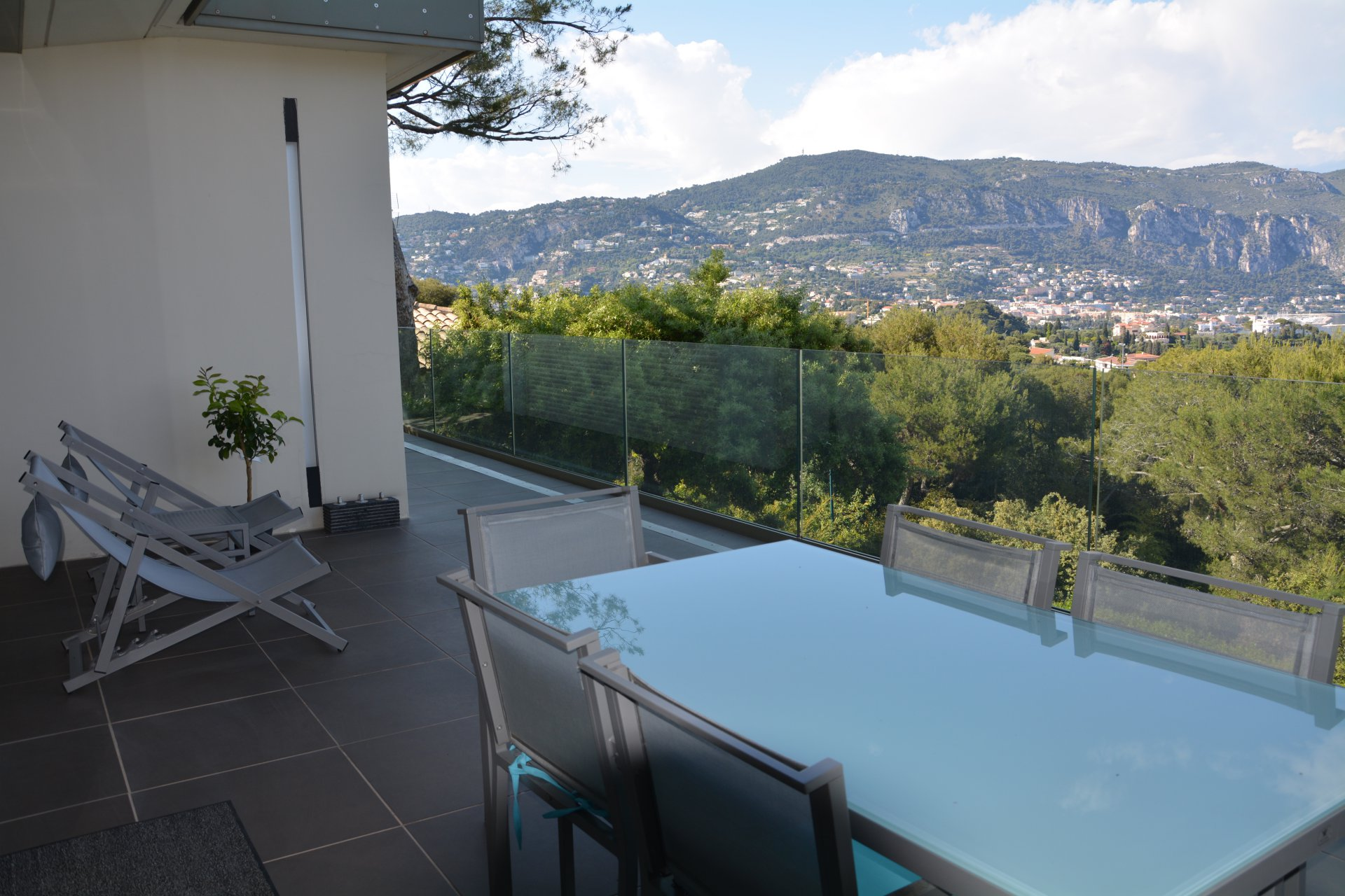 SEASONAL RENTAL VILLA SAINT JEAN CAP FERRAT
