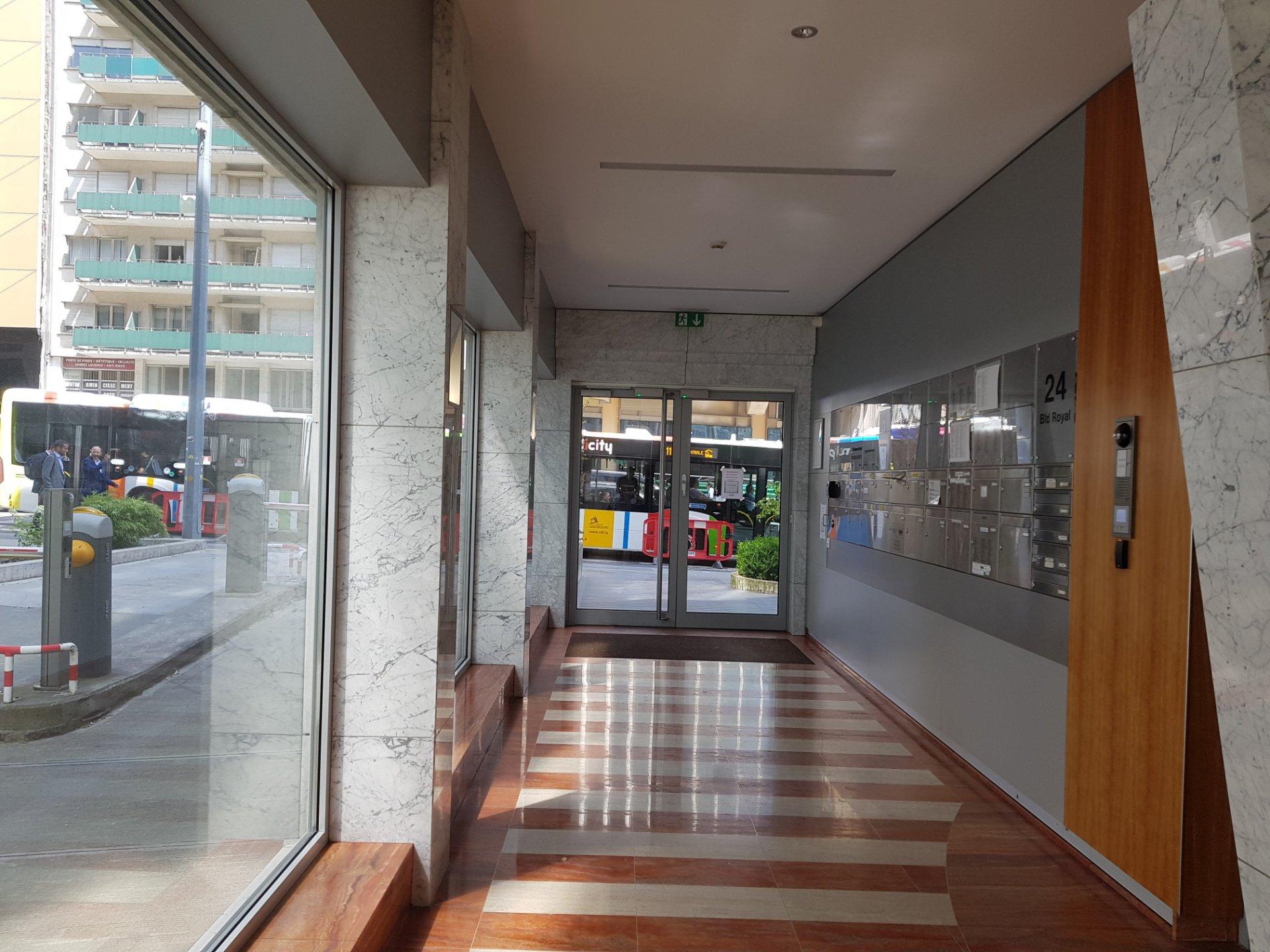 Bureau à louer à Luxembourg-Centre Bd. Royal