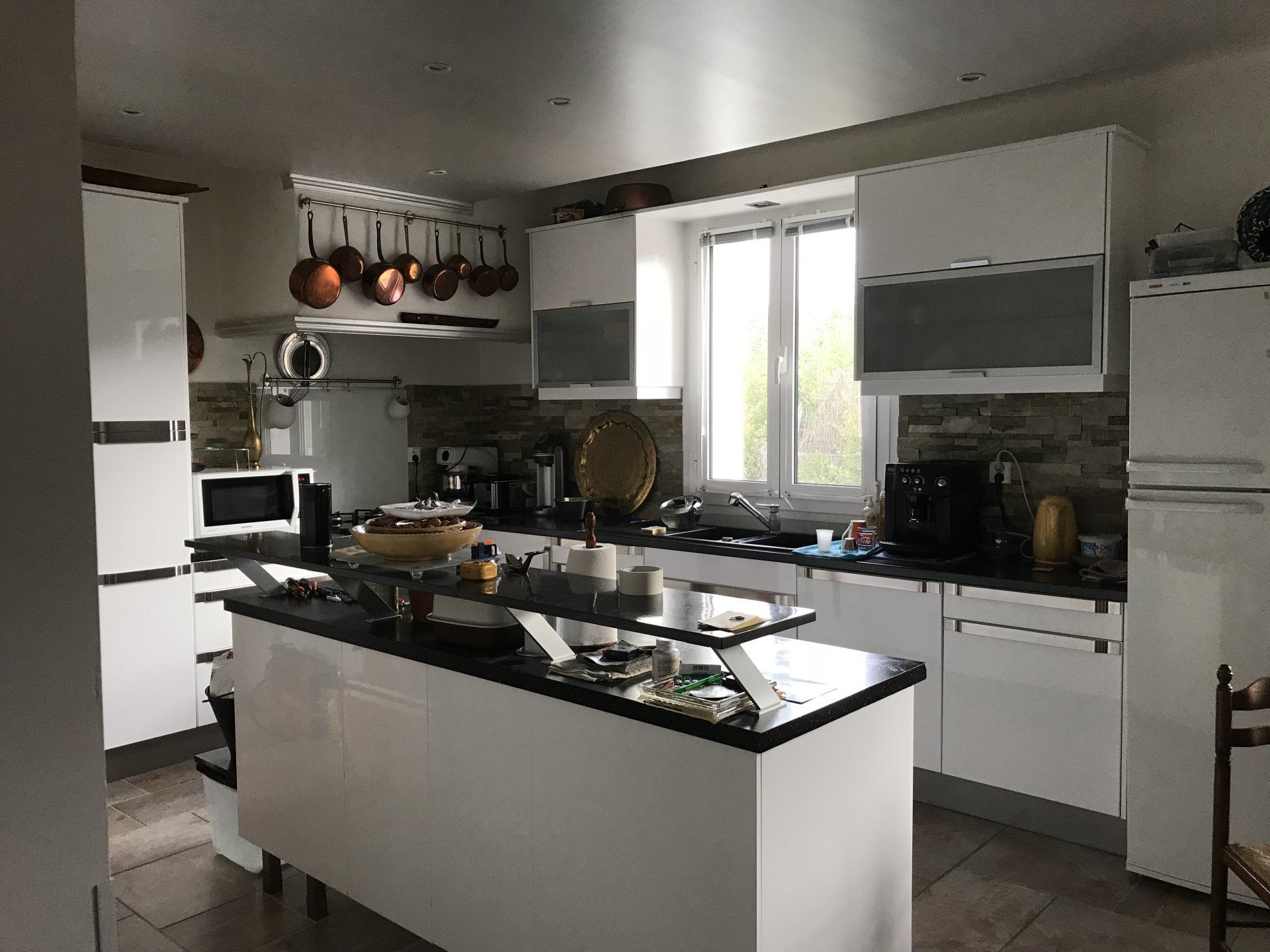 Cucina a isola