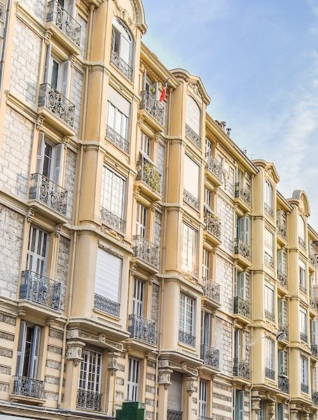 VENTE Appartement 3P Nice Carré d'Or Balcon Bourgeois
