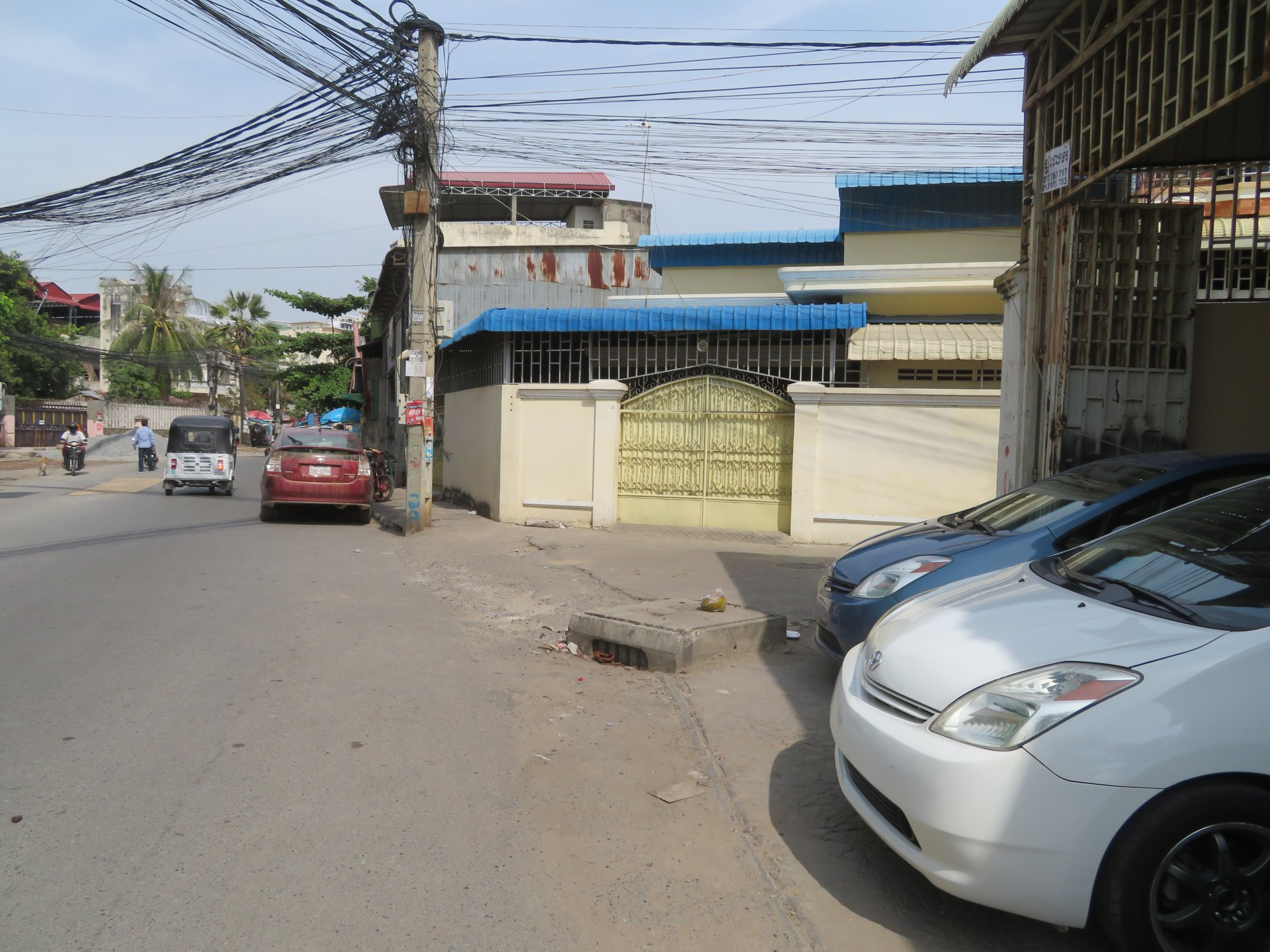 Sale Commercial land Toul Kork