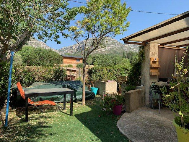 Villa plain-pied type 4, 80.70m²,3 chambres, jardin, garage