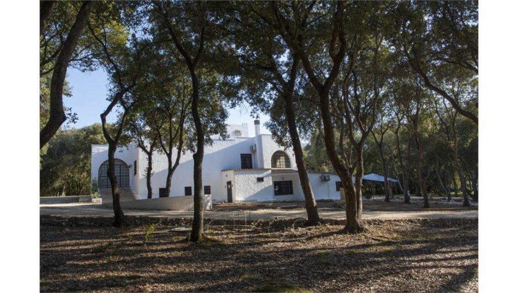 Agriturismo con bosco di querce,piscina ed annessi