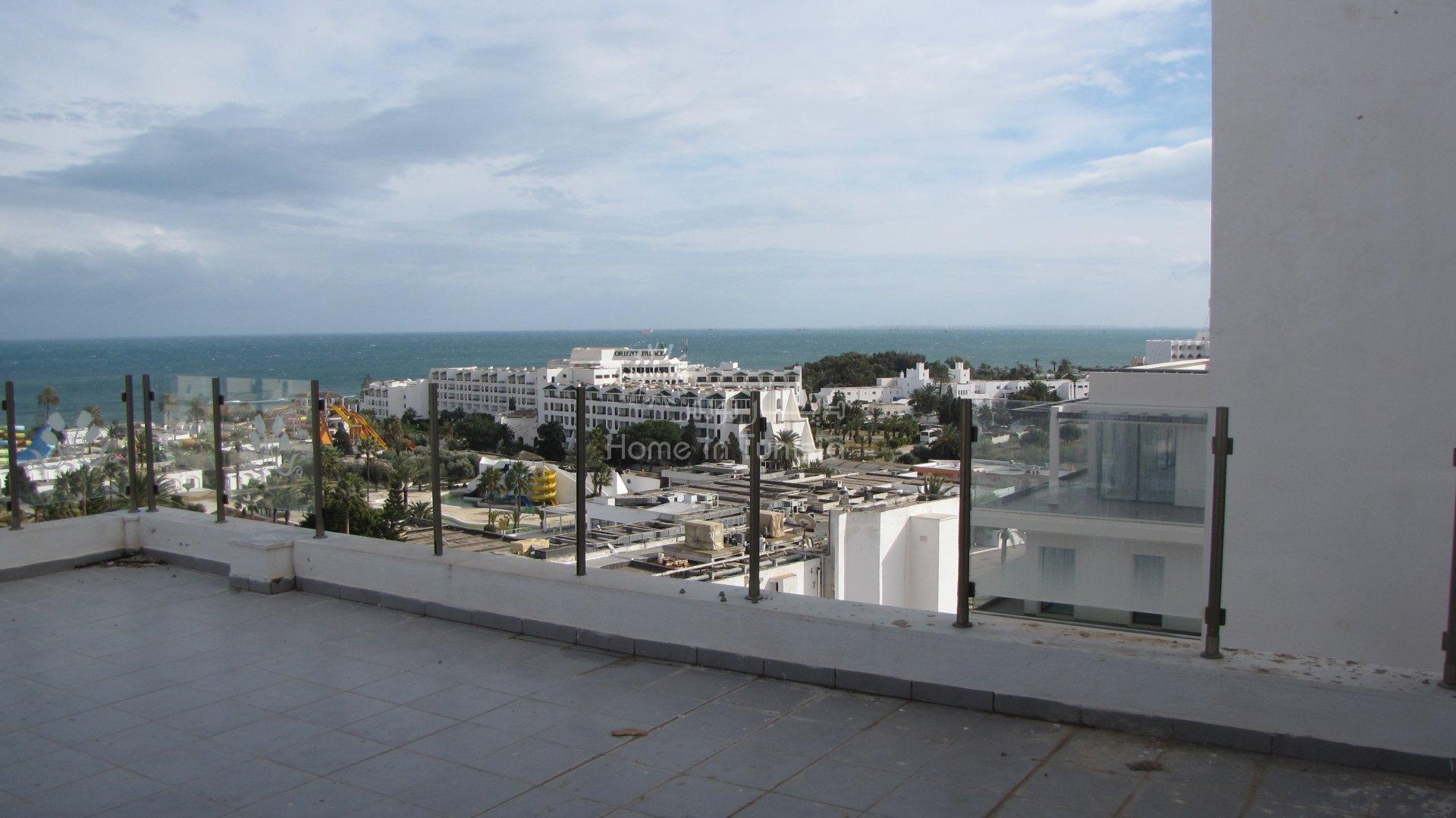 penthouse  s+ 3 front de mer