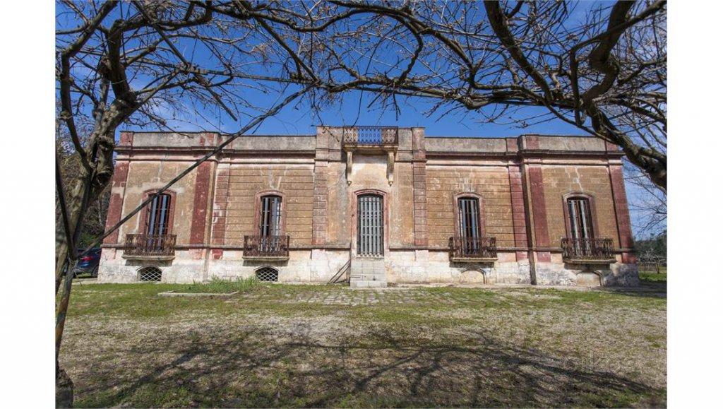 Villa storica a Mesagne
