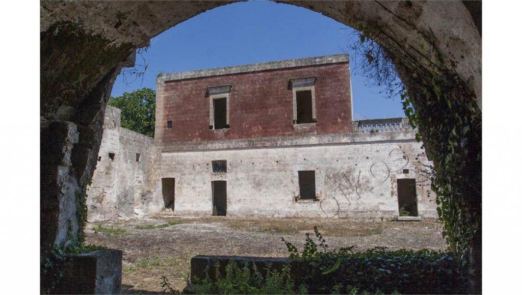 Verkauf Bauernhof - Oria - Italien