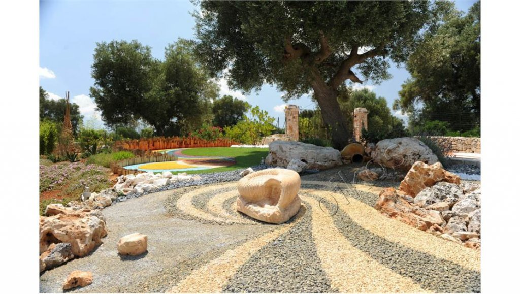 Amazing seaview villa,4 bedrooms with trullo and pool