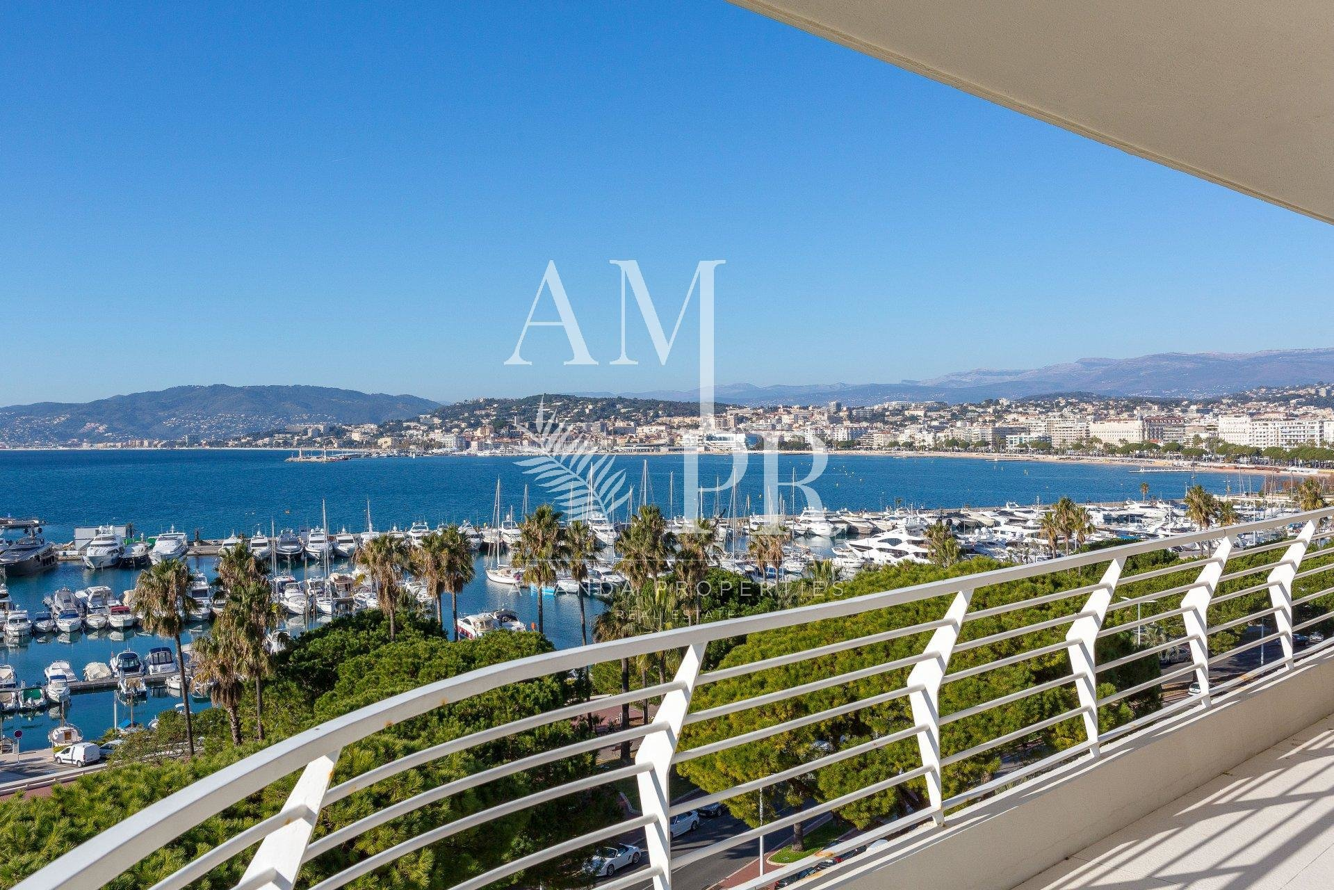 CROISETTE - RARE PENTHOUSE - PANORAMIC SEA VIEW