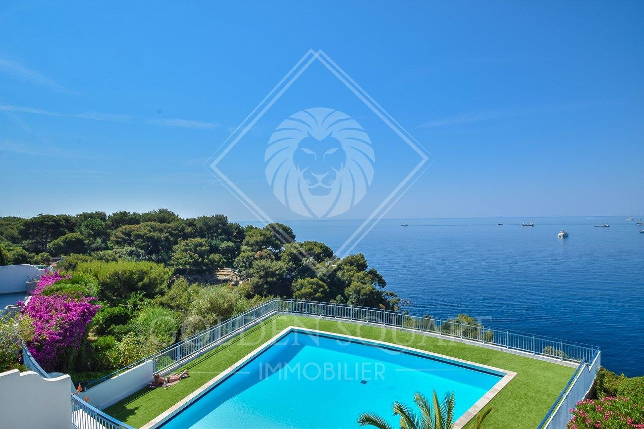 CAP MARTIN 2 BEDROOM PANORAMIC SEA&MONACO VIEWS
